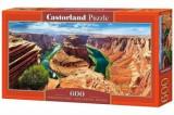 Cumpara ieftin Puzzle panoramic Horseshoe Bend, Glen Canyon - Arizona, 600 piese