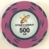 Jeton Star Casino 500 Lei
