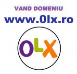 Vand nume de domeniu premium www.0lx.ro