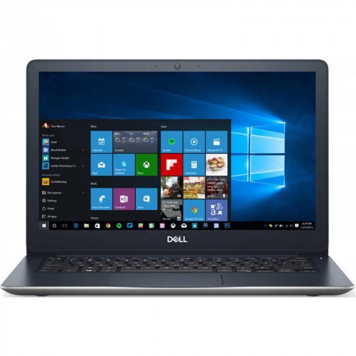 Laptop Dell Vostro 5370 13.3 inch FHD Intel Core i7-8550U 8GB DDR4 512GB SSD AMD Radeon 530 4GB Windows 10 Pro Grey 3Yr CIS