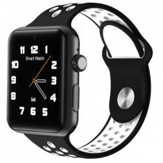 Ceas Smartwatch Telefon iUni DM09 Plus, Camera, BT, 1.54 inch, Black