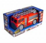 Masina de pompieri cu sunete si lumini - Teamsterz, HTI
