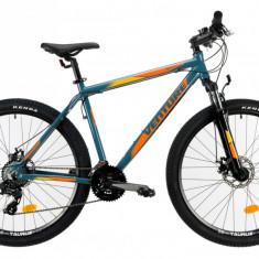 Bicicleta Mtb Venture 2721 L Gri 27.5 Inch