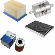 Pachet filtre revizie AUDI A1 1.4 TFSI 150 cai, filtre Mahle Original