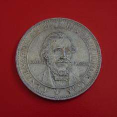 Moneda/medalie argint Balcescu