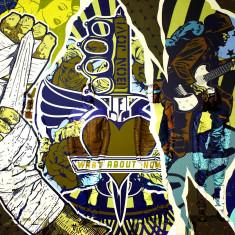 Bon Jovi What About Now LP (vinyl)