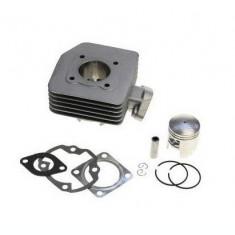 Kit Cilindru Set Motor Scuter Derbi Hunter 49cc 50cc - ALUMINIU Racire AER
