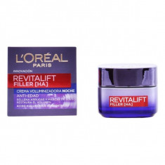 Cremă de Noapte Revitalift Filler L'Oreal Make Up