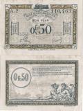 1923, 50 centimes (Jean Pirot JP-135-04) - Franța - stare aXF