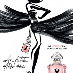 Guerlain La Petite Robe Noire Velours EDP 100ml pentru Femei produs fără ambalaj