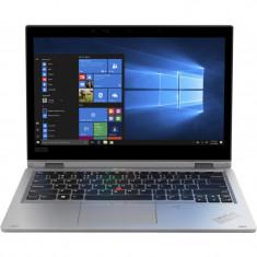 Laptop 2-in-1 Lenovo 13.3'' ThinkPad L390 Yoga, FHD IPS Touch, Intel Core i5-8265U , 8GB DDR4, 512GB SSD, GMA UHD 620, Win 10 Pro, Silver