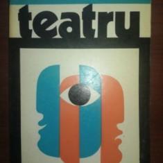 Teatru- Vasile Rebreanu