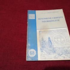 MIRCEA HEROVANU - FENOMENE CERESTI NEOBISNUITE