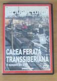 In jurul lumii Deagostini DVD - Calea ferata transsiberiana