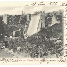 1487 - ORAVITA, Caras-Severin, Litho, Romania - old postcard - used - 1899, Circulata, Printata