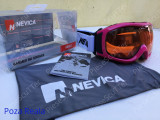 Ochelari Ski Nevica - Anti-Fog - Lentila Dubla - Protectie UV