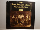 Crosby Sills Nash & Young – Déjà vu (1970/Alantic/RFG) - Vinil/Vinyl/Impecabil