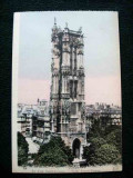 Carte postala Paris, La Tour Saint-Jaques