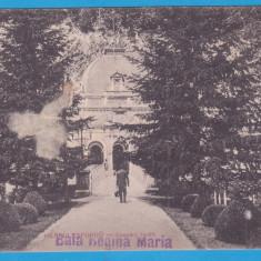 (17) CARTE POSTALA PERIOADA AUSTROUNGARA - BAILE HERCULANE - BAIA REGINA MARIA, Necirculata, Printata