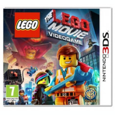 Lego Movie Videogame 3DS