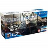 Controller Aim Sony PlayStation VR + joc Bravo Team