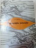 PROPRIETATILE BETONULUI,BUCURESTI 1979-ADAM NEVILLE