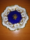 Farfurie/platou fructiera porcelan vintage Reichenbach Fine China Germania