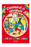 Citim si coloram - Cizmarul si spiridusii   Hans Christian Andersen
