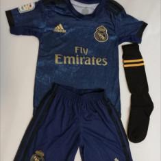 Echipament / compleu copii Real Madrid - HAZARD (7) + BONUS