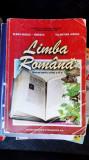LIMBA ROMANA CLASA A VI A - IONESCU , JERCEA