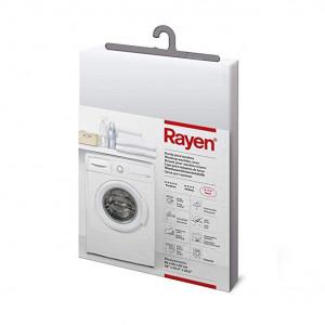 Husa Rayen pentru masina de spalat, dimensiuni 84 X 60 X 60 cm, transparent