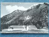 392 - Poiana Brasov, Hotelul turistic / cp RPR necirculata, Fotografie