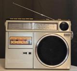 Radiocasetofon Sony CFM-31S 12 tranzistori