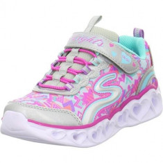 Tenisi Copii Skechers Kindersneaker Heart Lights 20180LSMLT