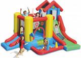 Saltea gonflabila Play center 7 in 1, Happy Hop