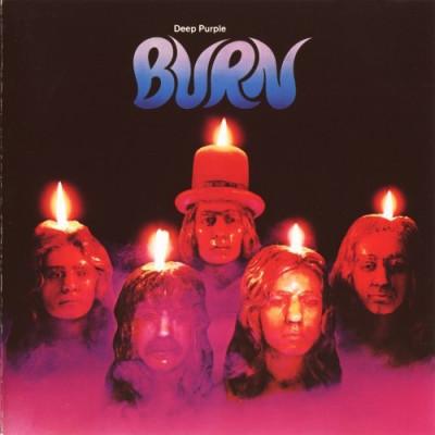 Deep Purple Burn 180g LP (vinyl) foto