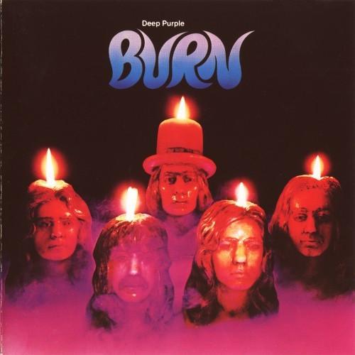 Deep Purple Burn 180g LP (vinyl)