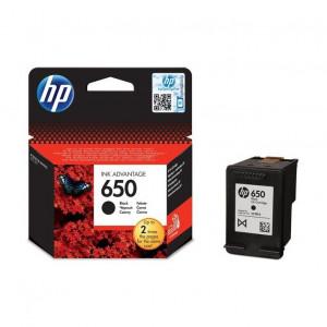 Cartus original HP650 Black HP 650 CZ101AE