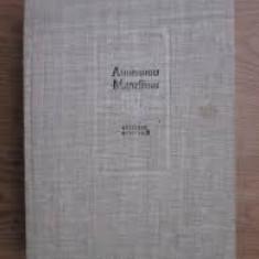 Ammianus marcellinus istorie romana