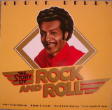 VINIL   Chuck Berry – The Story Of Rock And Roll - VG+ -