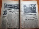 scanteia tineretului 18 aprilie 1983-interviu anda calugareanu,romania-italia1-0