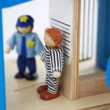 Stație de poliție din lemn, Masterkidz