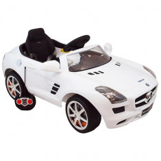 Masina electrica copii Baby Mix UR Z681BR 12 White