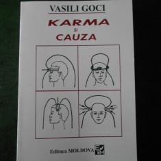VASILI GOCI - KARMA SI CAUZA