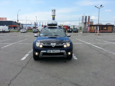 Dacia Duster 1,5 DCI,110 CP,4x4,anmatriculat pers.fizica. foto