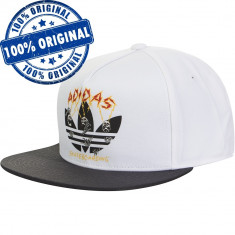 Sapca Adidas Originals Iaia - sapca originala - flat brim