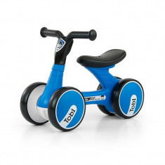 Bicicleta copii Ride-On Tobi Blue