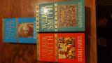 Wilbur Smith,Zeul desertului,Ultimul papirus si Razboinicul Nilului,editura Rao