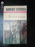 Nuvele si romane-Damian Stanoiu