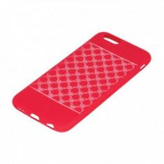 Husa Capac CUBE RUBBER Apple iPhone 6/6S Rosu
